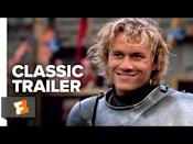 """<p>In this early Heath Ledger favorite, he plays a man born into poverty who wants to change his own stars by posing as a lord and competing in jousting tournaments.</p><p><a class=""""link rapid-noclick-resp"""" href=""""https://www.netflix.com/watch/60020626"""" rel=""""nofollow noopener"""" target=""""_blank"""" data-ylk=""""slk:Watch Now"""">Watch Now </a></p><p><a href=""""https://www.youtube.com/watch?v=_KzsTKqTq1M"""" rel=""""nofollow noopener"""" target=""""_blank"""" data-ylk=""""slk:See the original post on Youtube"""" class=""""link rapid-noclick-resp"""">See the original post on Youtube</a></p>"""
