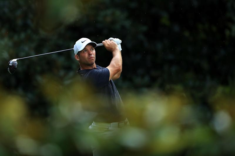 Paul Casey did what? How he likely cost himself a stroke at 18, though he remains in contention