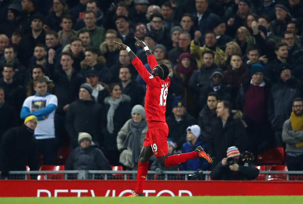 <p>Sadio Mane helps Liverpool to a 2-0 win over Liverpool with a scintillating performance, scoring twice. </p>