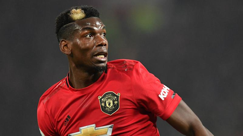 'Pogba is Manchester United's one world-class player' - Neville hoping to see Red Devils retain prized midfielder