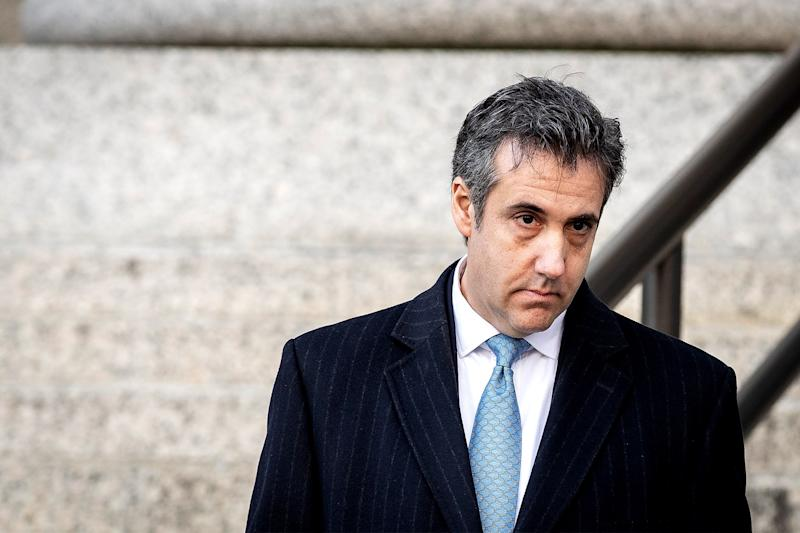 Michael Cohen's Three-Year Prison Sentence Should Make Donald Trump Very Nervous