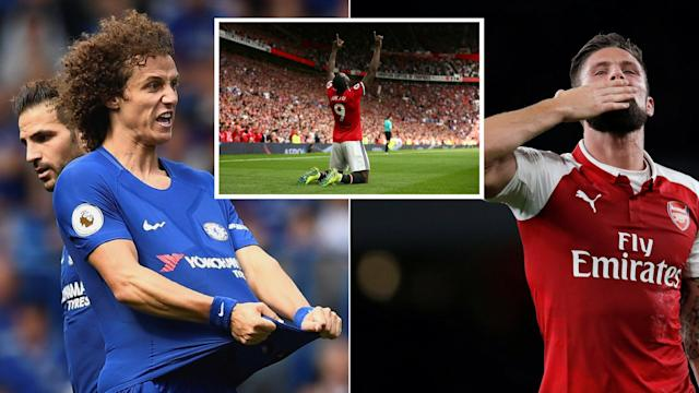 The opening weekend of the Premier League was full of action and excitement.
