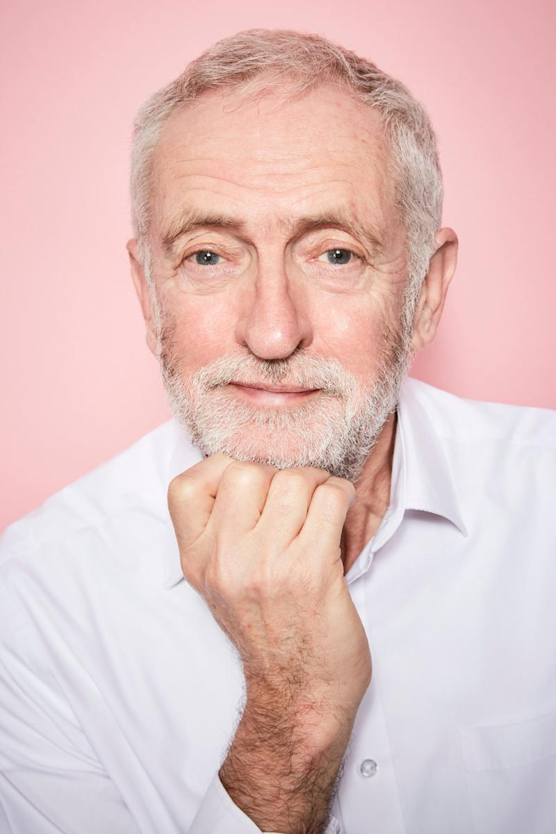 Jeremy Corbyn denied there was anti-Semitism in the Labour Party
