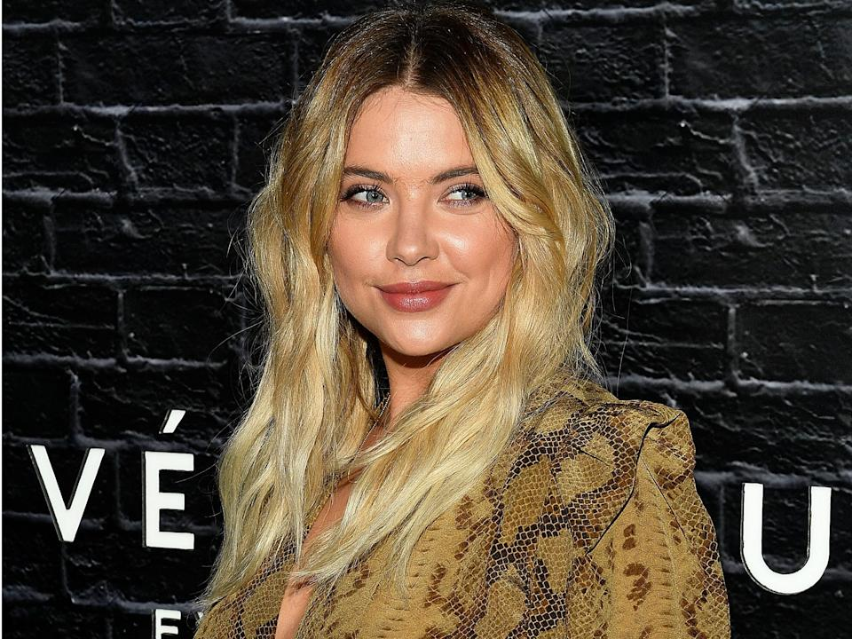 Ashley Benson said she now believes all sizes are healthy.