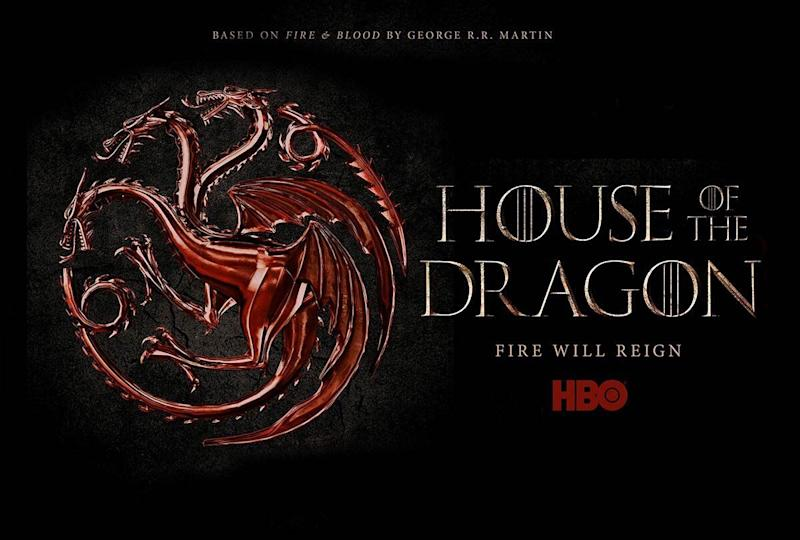 """A promo image for the upcoming show """"House of the Dragon"""" (Photo: HBO)"""