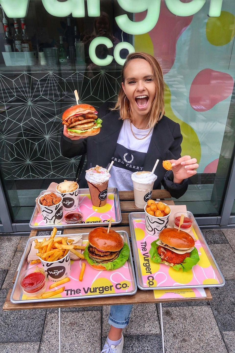 Clare Every has made finding the best vegan restaurants in London her full-time jobClare Every