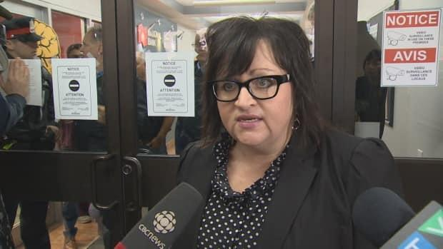 Liberal MLA Lisa Harris stands behind the decision to partner with Shannex to build two new nursing homes in Miramichi.