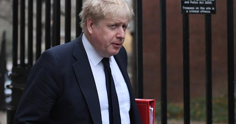 "Theresa May and a ""large number"" of Cabinet ministers have rebuked Boris Johnson for briefing that the NHS should get a Brexit dividend of £100m a week."