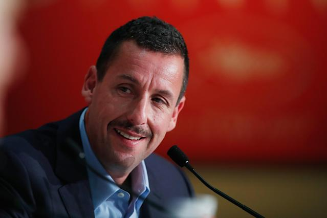 <p>No. 4: Adam Sandler<br>Past year's earnings: $50.5 million<br>A lucrative deal with Netflix continues to result in a hefty payday for Sandler. Despite being poorly rated on Rotten Tomatoes (a resounding 0 per cent), Sandler's <em><span>The Ridiculous 6</span></em> became the most-watched movie on Netflix in its first month. Maybe that estimated $250 million he's been given for four films may be worth it after all.<br>(Getty Images) </p>