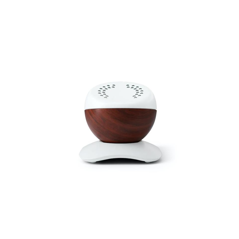 """Self-care isn't selfish, and for girlfriends looking to get into meditation, Hello Core's vibrating ball of zen is a smart gadget to start with. $184, Core. <a href=""""https://hellocore.com/get-core"""" rel=""""nofollow noopener"""" target=""""_blank"""" data-ylk=""""slk:Get it now!"""" class=""""link rapid-noclick-resp"""">Get it now!</a>"""