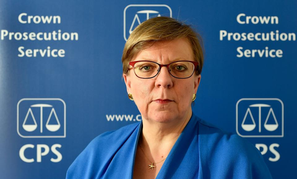 Alison Saunders is to be made a Dame Commander of the Order of the Bath (PA Archive)