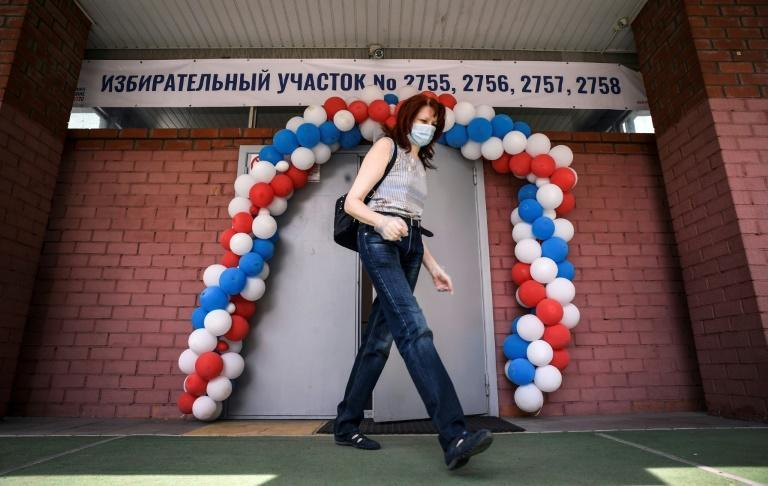 Turnout was almost 68 percent in the Russian referendum on constitutional changes
