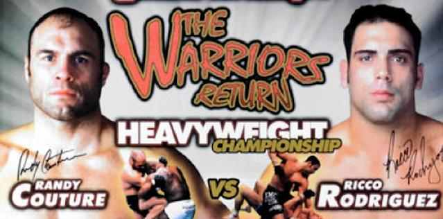 One Fighter Nearly Put the UFC Out of Business In 2002