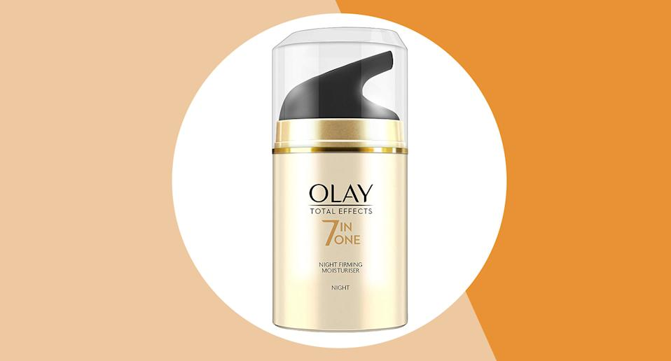 Treat your skin to some TLC this winter with this bargain, top-rated Olay moisturiser [Photo: Yahoo UK]