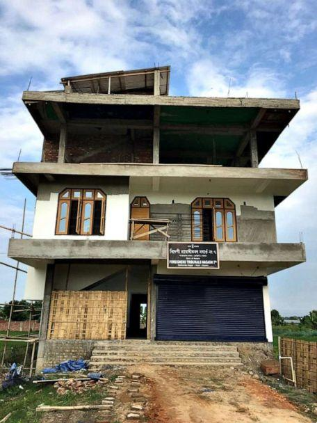 PHOTO: A foreigners' tribunal, in Hojai, Assam. Over 200 are being built to cope with the demands of the National Register of Citizens. (Sadiq Naqvi / ABC News)