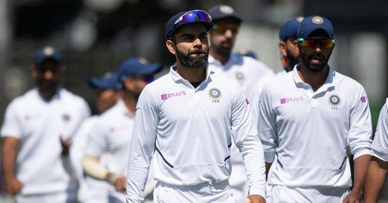 India suffered their first loss in the Test Championship
