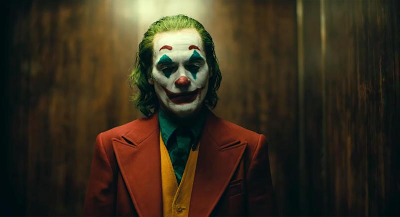 Joaquin Phoenix as Joker (credit: Warner Brothers)