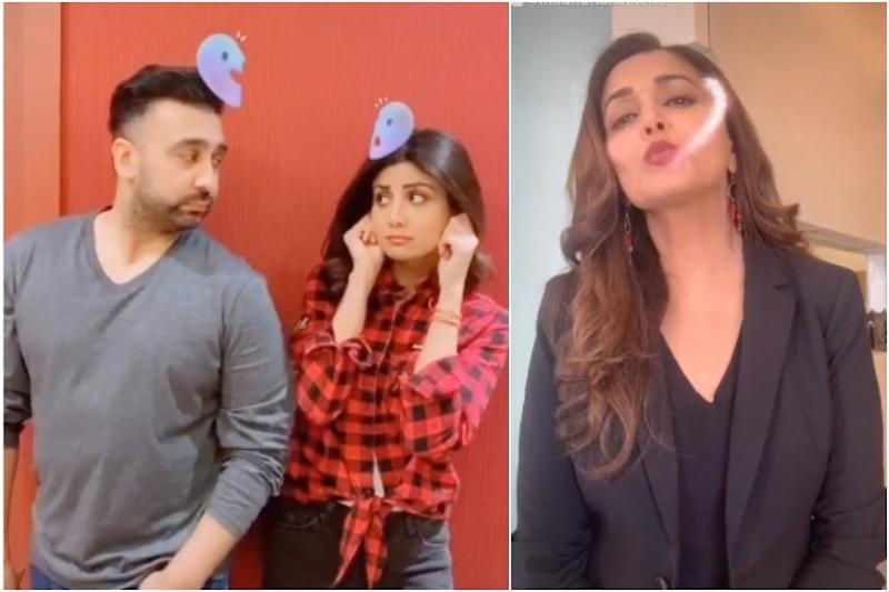 Madhuri Dixit, Shilpa Shetty Celebrate Valentine's Day the Gen Z Way