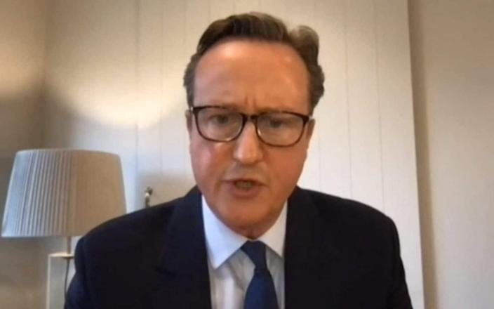 """David Cameron: There are """"lessons to learn"""""""