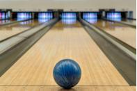 <p>No matter your age, bowling is always a fun activity. Challenge each other to see who get the highest score and the most amount of strikes.</p>