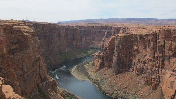 PHOTO: Colorado River from the Dam Overlook. (National Park Service)