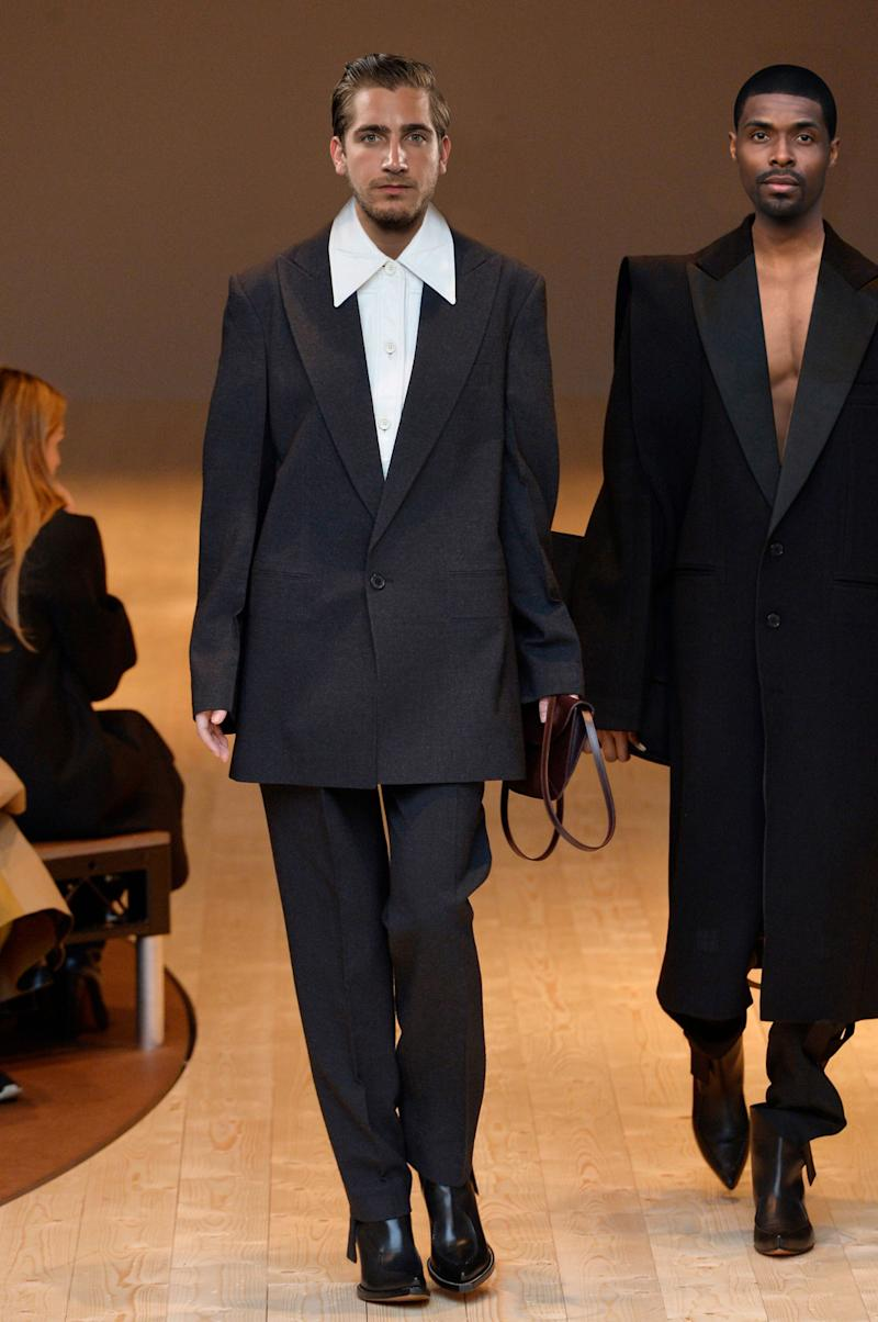 Céline Is a Women's Brand, But That Doesn't Stop Men From Wearing It