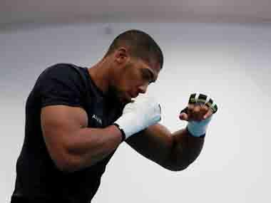 Former world heavyweight champion Anthony Joshua looks to rediscover 'passion' ahead of rematch with Andy Ruiz Jr