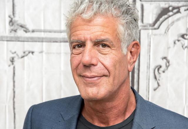Anthony Bourdain Found Dead at 61 From Apparent Suicide