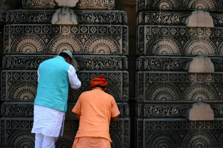 A mosque had stood on the Ayodhya site for almost five centuries, But Hindus claim it was built on the birthplace of the warrior god Rama and a mob tore it down in 1992, setting off riots in which 2,000 people were killed