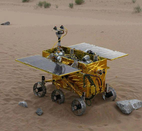 Chang'e-3 mission to the moon is designed to unleash six-wheel rover to scour the lunar surface.