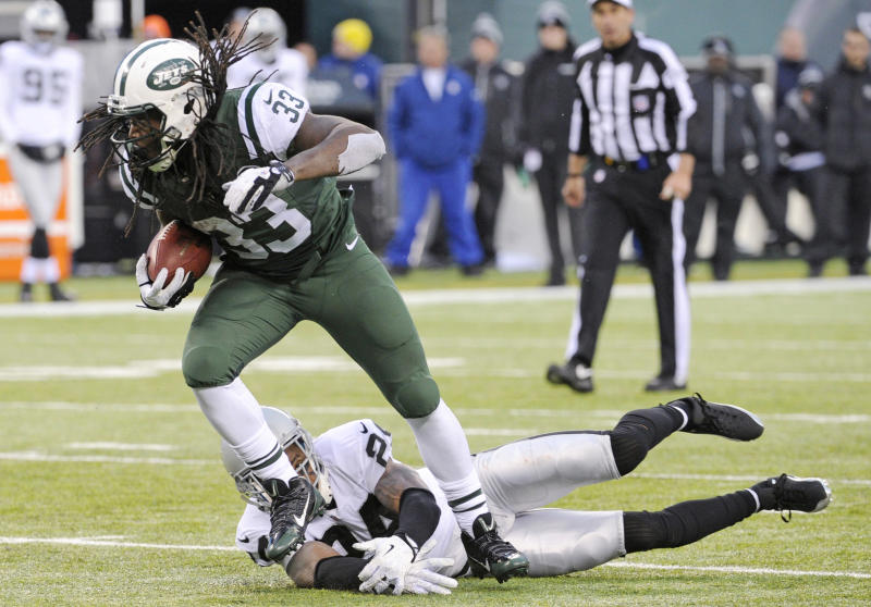 Boom! Jets' physical Ivory a tough guy to tackle