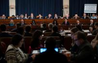 The House Judiciary Committee holds a hearing on the impeachment Inquiry into U.S. President Donald Trump on Capitol Hill in Washington