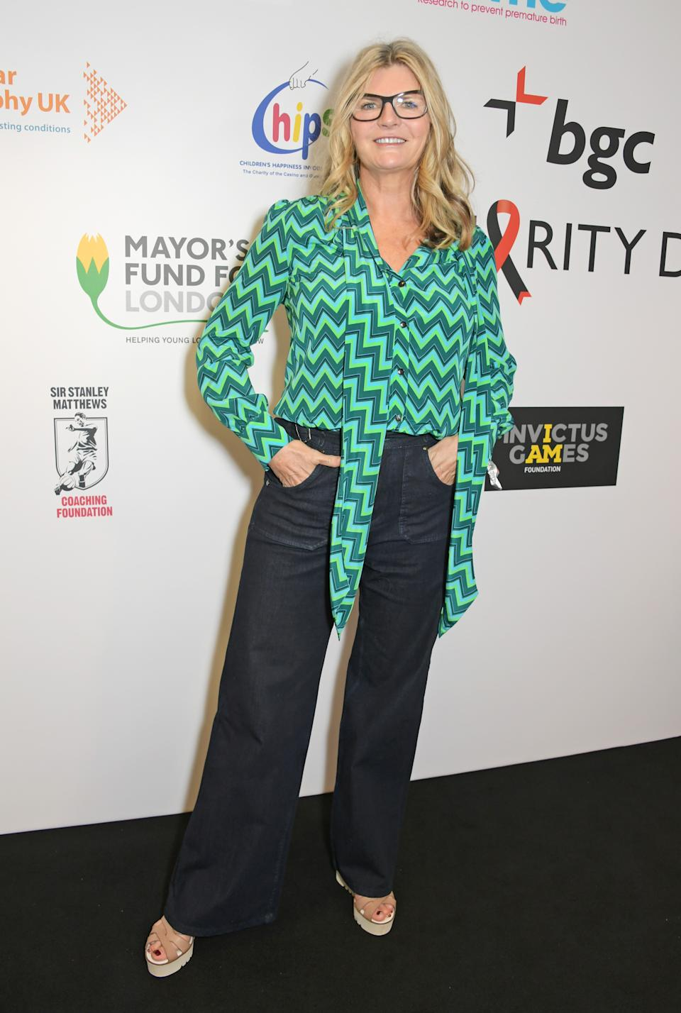 Susannah Constantine has spoken about her alcoholism (Photo by David M. Benett/Dave Benett/Dave Benett/Getty Images for BGC)