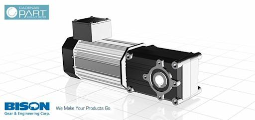 Bison Gear Selects CADENAS PARTsolutions to Create 3D CAD