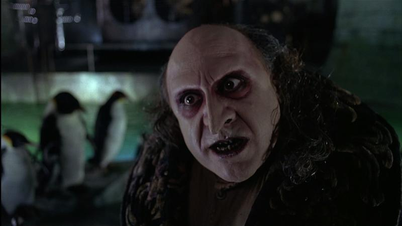 The last big screen take on The Penguin - Danny DeVito in 1992's 'Batman Returns' (credit: Warner Bros)