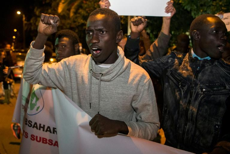 Aid agencies and rights groups say black Africans have been subjected to rape, torture and slave auctions