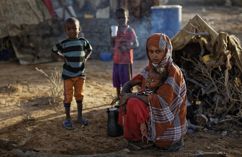 'Dying one by one:' Somalia drought crushes herders' lives