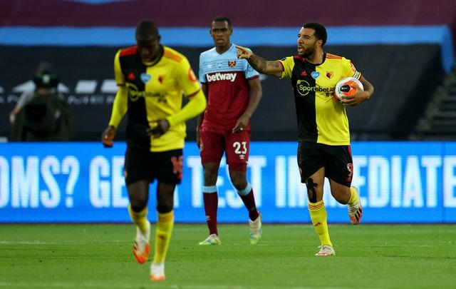 Watford have work to do to secure survival