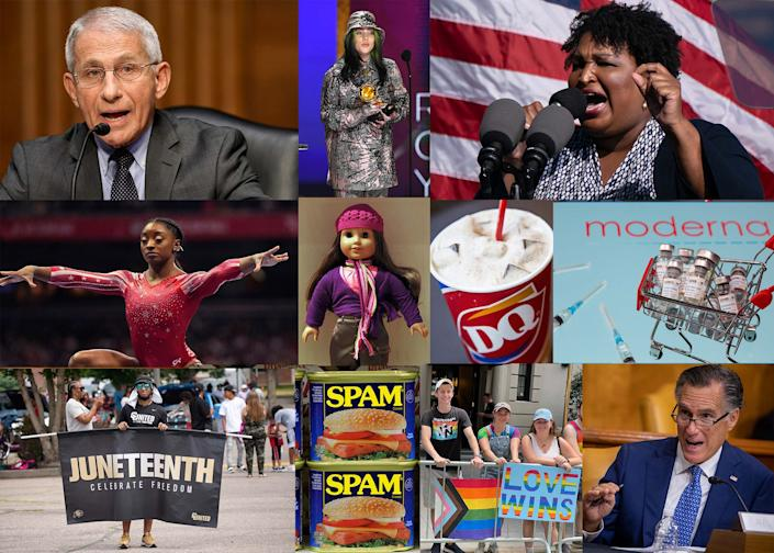 Yahoo Finance's 100 Greatest Things about America list