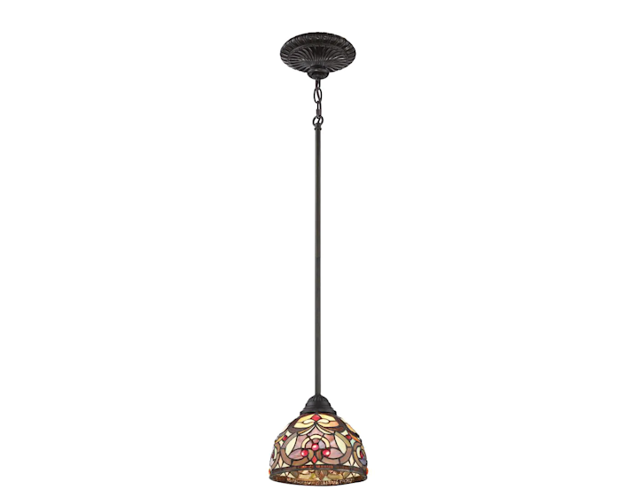 Mini pendant available at Home Depot.