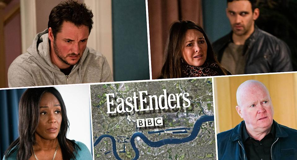 Next week on EastEnders... (BBC)