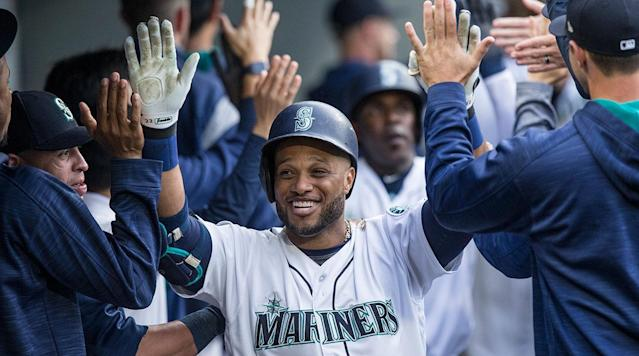 """<p><em>This is Part 3 of SI MLB's """"Spend to Contend"""" series, identifying which teams should open up their pocketbooks and make a run at a playoff spot.</em></p><p>Every year, a team (or two) arrives in the playoffs that spent the previous one losing a lot and playing before shrinking crowds in early August. Last year, that team was the Diamondbacks, who palindromed their 2016 record not by overhauling their entire team but instead by identifying their immediate weaknesses. As the free agent freeze continues into February, over 100 free agents remain unsigned. With so few teams having substantially improved this winter and so many apparently consigning themselves to rebuilding or also-ran status, our """"Spend to Contend"""" series examines those teams, whom like last year's Diamondbacks, could best benefit from a significant dip into the market rather than a complete teardown.</p><p>Part 1 on the New York Mets <a href=""""https://www.si.com/mlb/2018/02/05/new-york-mets-playoff-contender"""" rel=""""nofollow noopener"""" target=""""_blank"""" data-ylk=""""slk:can be read here"""" class=""""link rapid-noclick-resp"""">can be read here</a>. Find Part 2 on the Twins <a href=""""https://www.si.com/mlb/2018/02/06/minnesota-twins-free-agency-yu-darvish"""" rel=""""nofollow noopener"""" target=""""_blank"""" data-ylk=""""slk:over here"""" class=""""link rapid-noclick-resp"""">over here</a>.</p><p>Next up? The Seattle Mariners</p><p>****</p><p>It's not exactly an occasion that calls for champagne, but the Mariners can finally claim a title. They're the owners of the longest active postseason drought in American professional sports, because the Buffalo Bills made the NFL playoffs <a href=""""https://www.si.com/nfl/2018/01/07/bill-jaguars-nfl-wild-card-buffalo-fans"""" rel=""""nofollow noopener"""" target=""""_blank"""" data-ylk=""""slk:for the first time in 18 years"""" class=""""link rapid-noclick-resp"""">for the first time in 18 years</a>. The Mariners have been absent from the postseason scene since 2001, when their 116-win squad bowed to the Yankees in the ALCS. In"""