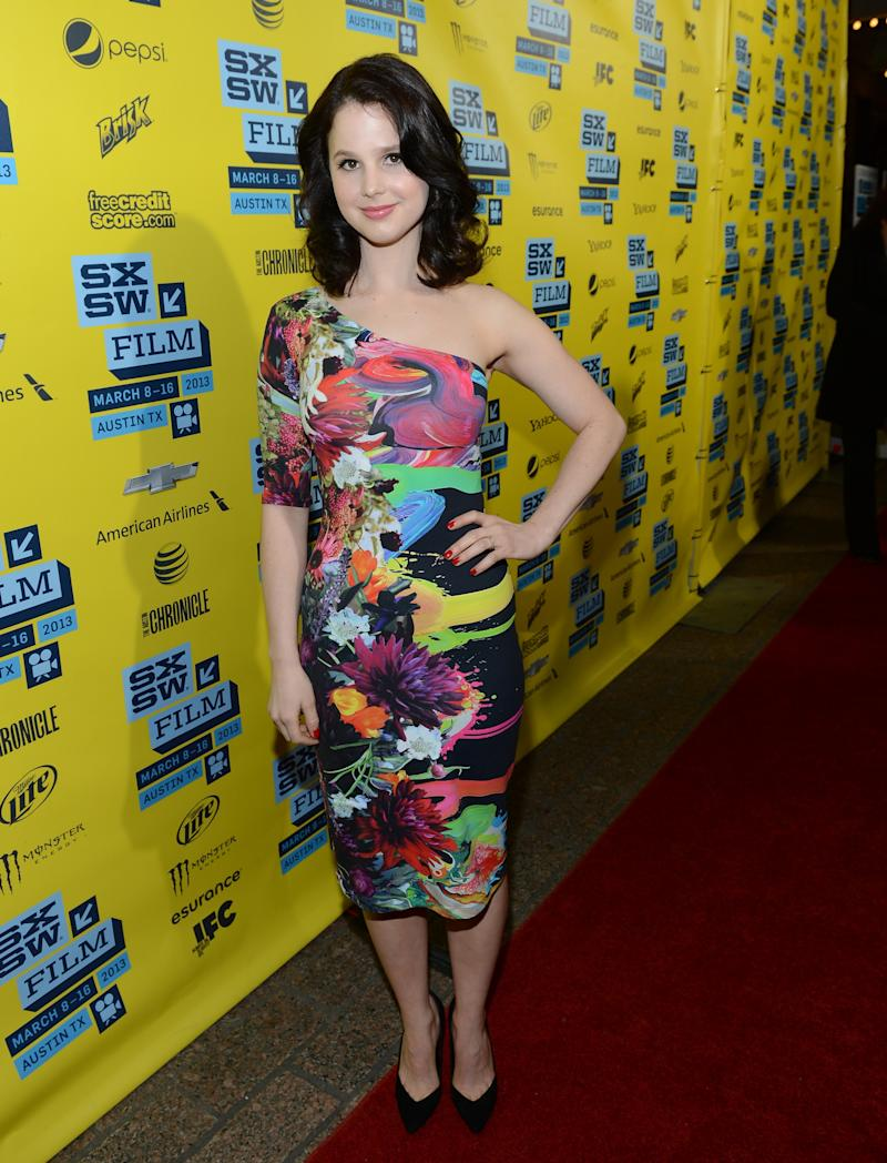 "AUSTIN, TX - MARCH 10:  Actress Rachel Korine arrives at the premiere of ""Spring Breakers"" during the 2013 SXSW Music, Film + Interactive Festival at Paramount Theatre on March 10, 2013 in Austin, Texas.  (Photo by Michael Buckner/Getty Images for SXSW)"