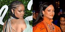 <p>Just one month after reportedly breaking up with billionaire boyfriend Hassan Jameel, the Fenty designer went from long cornrow braids to a sleek straight look. Think it caught his attention?</p>