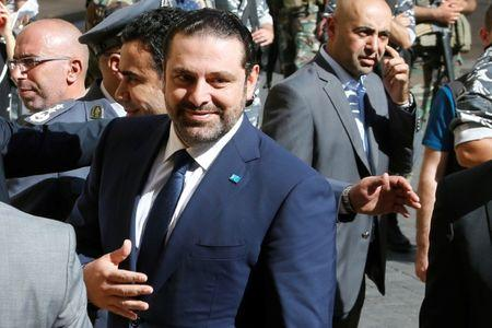 Lebanese president asks ex-PM Hariri to form new government