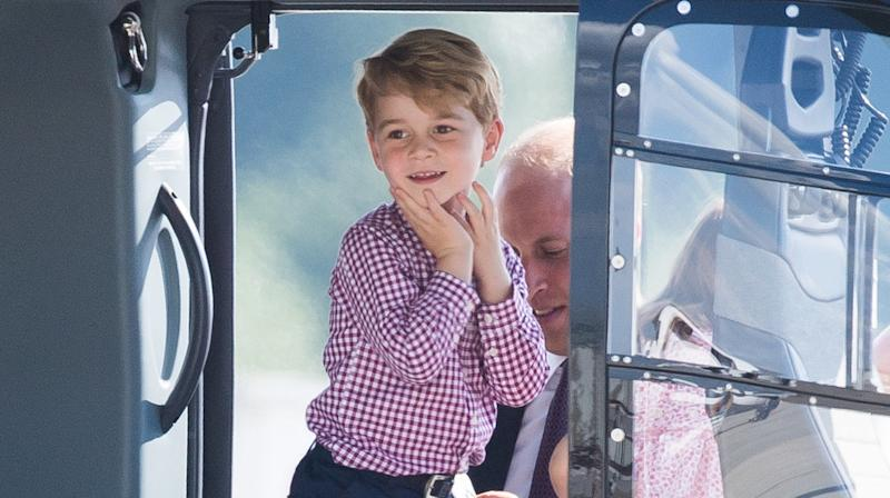 One Of Prince George's Favorite Movies Is Hilariously On Brand