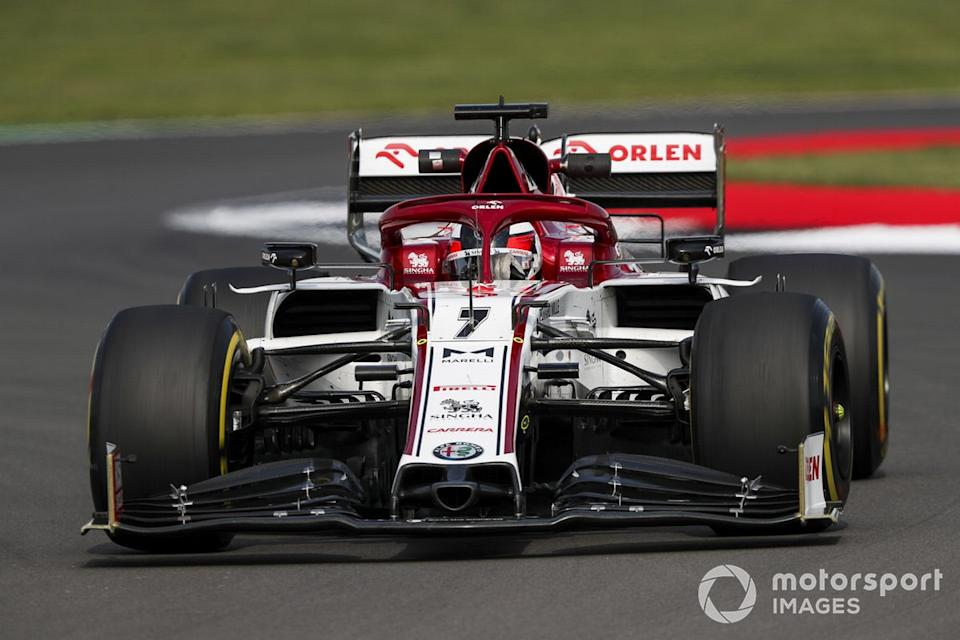 "P16 Kimi Raikkonen, Alfa Romeo Racing C39<span class=""copyright"">Mark Sutton / Motorsport Images</span>"