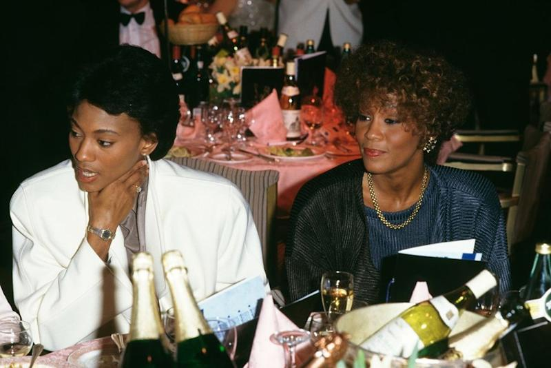 Robyn Crawford and Whitney Houston | Dave Hogan/Getty