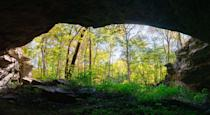 """<p><a href=""""https://www.nps.gov/ruca/index.htm"""" rel=""""nofollow noopener"""" target=""""_blank"""" data-ylk=""""slk:Russell Cave National Monument"""" class=""""link rapid-noclick-resp""""><strong>Russell Cave National Monument </strong></a></p><p>This hole in the ground has some major historical importance. Here you'll get to see how prehistoric man lived 10,000 years ago in this cave shelter. This spot is quite off the beaten path in Bridgeport, AL, but worth the visit. Make sure you ask the park rangers to demonstrate some of the prehistoric weaponry, it's really neat. </p>"""