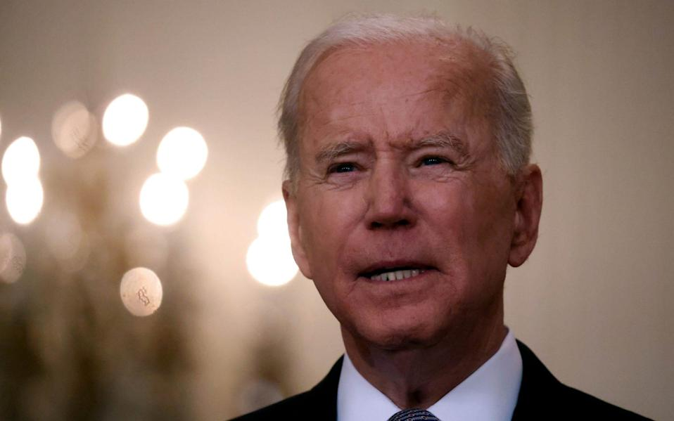 The announcement comes on top of Joe Biden's administration's commitment to share about 60 million doses of the AstraZeneca vaccine - REUTERS/Leah Millis